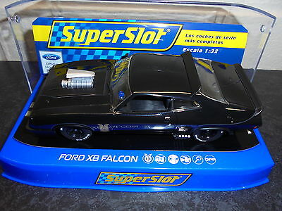 "Scalextric/Superslot H3697 Ford XB Falcon ""Mad Max"" lights/DPR  m/b"