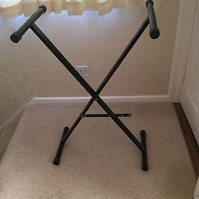 Strong, sturdy  Keyboard Stand