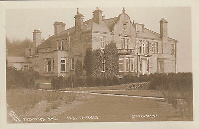 Rushwood Hall, Country House, East Tanfield, Yorkshire. Rp, C1920.