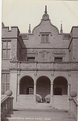 Manor House, Country House, North Bovey, Devon. Rp, C1920.