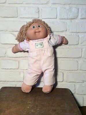 Vintage Pedigree Triang Cabbage Patch Girl Doll