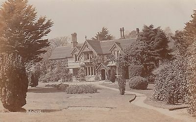 Rylstone, Country House, Isle Of Wight. Rp, C1920.