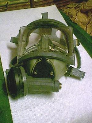 Nwot Aga Interspiro Ots Full Face Scuba Diving Mask  Dive Ready