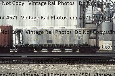 Original Slide TH&B Toronto Hamilton & Buffalo Hopper Car 2874