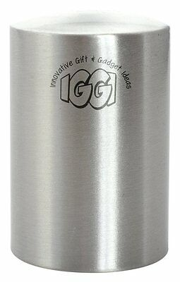 IGGI Pop Top Beer Bottle Opener, Aluminum, Silver