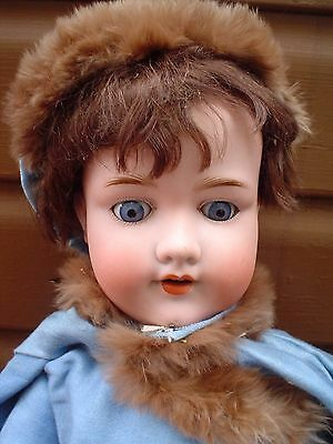 Antique Large 24 Inch Armand Marseille 390 Doll