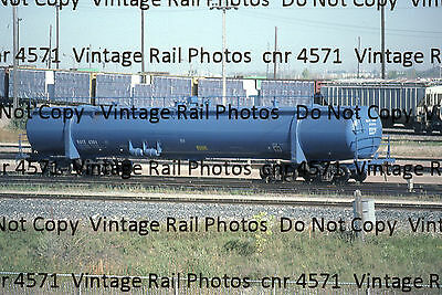 Original Kodachrome Slide CNR Canadian National  Winnipeg Manitoba RAIX Tank Car