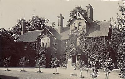St. Albans Lodge, Messing, Essex. Rp, 1907.
