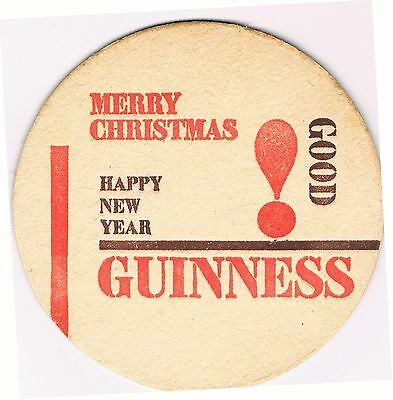 1 Bierdeckel Sous Bock Beermat Beer Mat Coaster Guinness Welsh Cat No 139