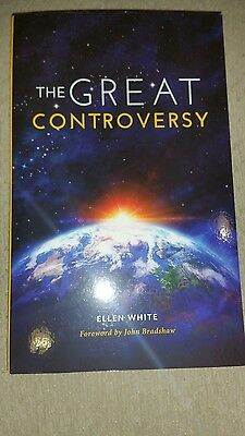 The Great Controversy Paperback Book by Ellen White