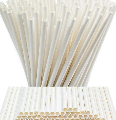 Paper Straws Eco-Friendly Party Supplier Drinking Straws FDA Approved 250-5000pk