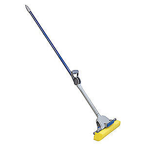 "QUICKIE Sponge Wet Mop Kit,12""W, 055-4"