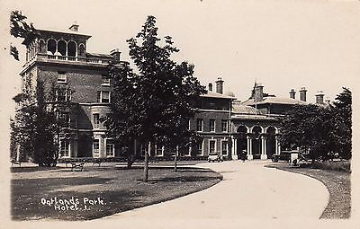 Oatlands Park, Country House/hotel, Weybridge, Surrey. Rp, C1920.