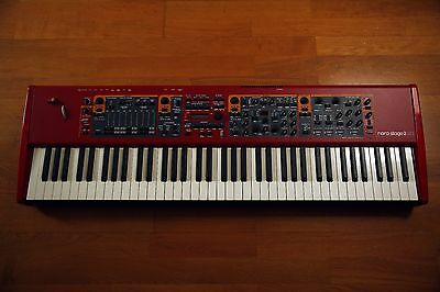 Nord Stage 2EX 76 Keyboard - Neuf