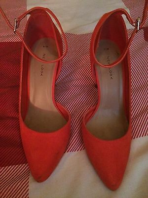 Ladies New Look Shoes Size 5