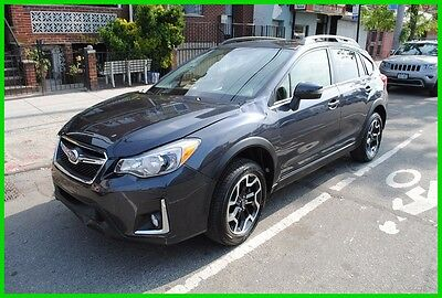 2016 Subaru XV Crosstrek 2.0i Premium Limited Leather Moonroof Repairable Rebuildable Salvage Wrecked EZ Fix Save Big