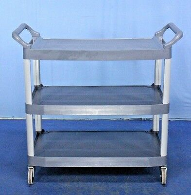 Rubbermaid X-Tra Utility Cart Supply Cart Medical Cart with Warranty