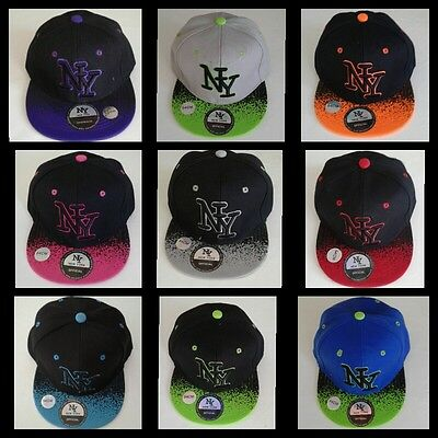 Casquette NY enfant 6/8 ans . Taille 54