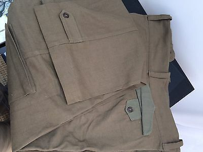 French Army 1947 Pattern Trousers Reenactment Algeria Indochine