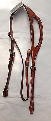Western HeadStall Crates Leather Company