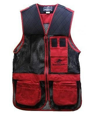 Nip Winchester Competition Skeet Trap Shooting Vest Xl Free Worldwide Shipping