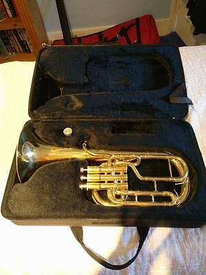 John Packer JP172 Tenor Horn, with Case and Mouthpieces
