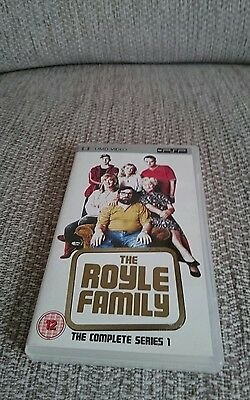 The Royle Family: The Complete Series 1 -*- Psp -*- Umd -*-