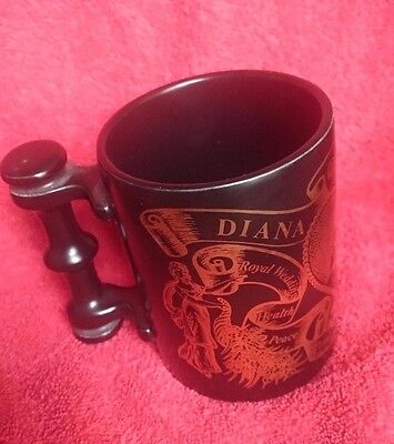 Charles and Diana Portmerion Wedding Tankard Mug 1981