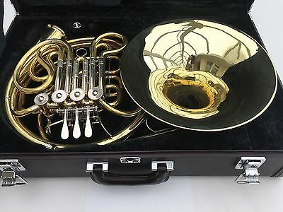 Yamaha YHR667D French Horn Professional B flat/F Full Double - with warranty