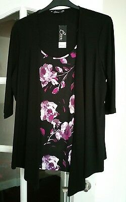 ladies skirts x2 and 1 top to match bnwt size 24
