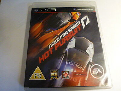Need For Speed Hot Pursuit NFS Playstation PS3