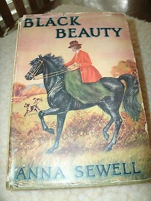 Vintage/Antique Book by Anna Sewell - Black Beauty