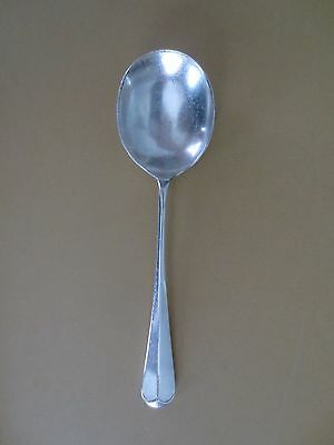 Vintage Silver Plate Spoon, marked Made in England for John Wanamaker