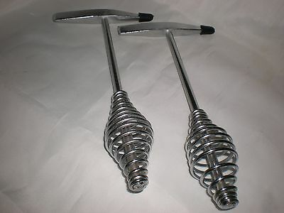 Spring Handle Chipping Hammer x 2