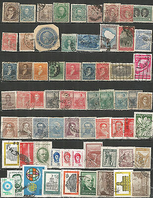Argentina from 1867 year, nice Collection stamps , mint / used