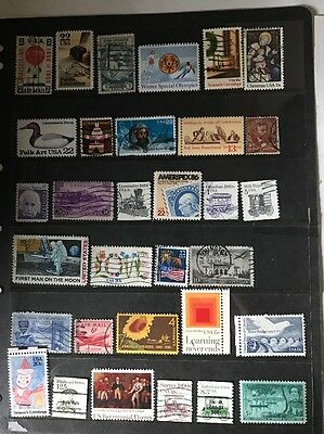 stamps  United States - MH and Used - Lot 320