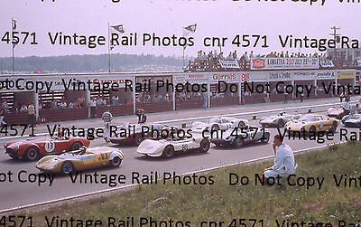 Original Slide Players 200 Car Race Mosport Track Auto Racing Ontario GT40