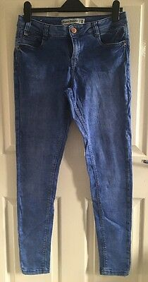 New Look Super Skinny Jeans Size 14