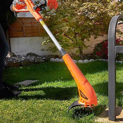 Corded Electric String Trimmer Lawn Edger Weed Garden Grass Cutter Tool 350W NEW