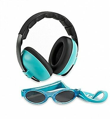 Banz UV And Hearing Protection Pack (Turquoise)