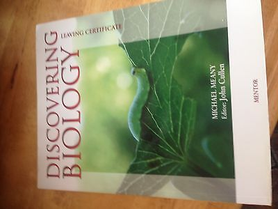 Discovering Biology - Michael Meany  - school book