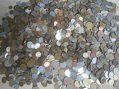 50 World Coins, good Variety, from this Huge Collection......For ONLY £1.99