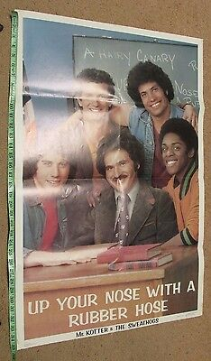Welcome Back Kotter Poster - 35 inches by 23 inches - Big Poster