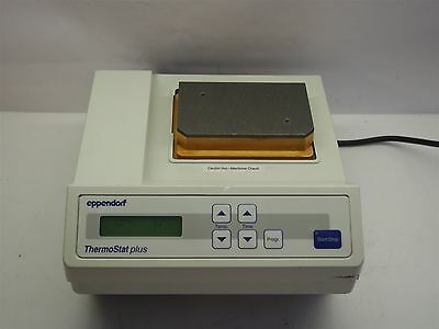 Eppendorf ThermoStat Plus 5352 Block Heater