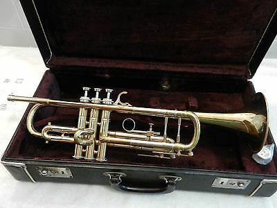 1960s Couesnon Paris Trumpet - Great Playing Horn - Smooth Valves - Make Offer
