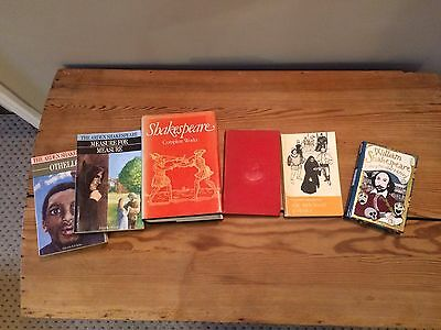 Collection of Shakespeare Plays