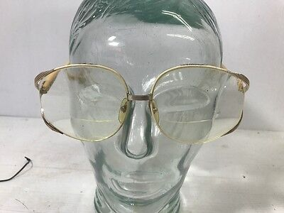 8f627fe219590 CHRISTIAN DIOR Vintage Glasses Sunglasses Gold 2250 Made in Austria OPTYL