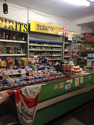 business for sale convenience store & off licence. And Three Bed Flat On Rent