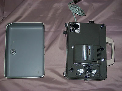 MATAHARI 8mm Cine Projector,used good working condition,with out belt