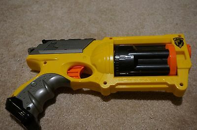 2 Nerf Guns Maverick Rev 6. N-Strike Lot